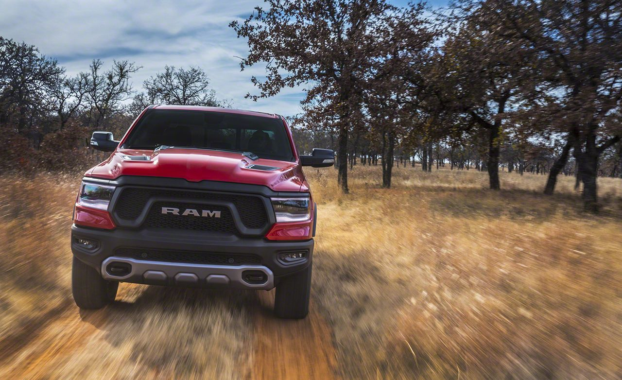 2019 Dodge Truck >> Everything You Need To Know About The 2019 Ram 1500