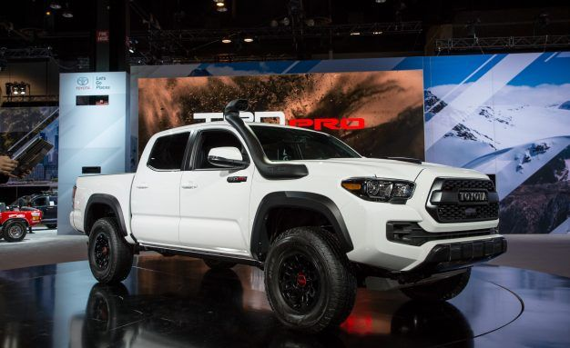 2019 Toyota Tacoma TRD Pro Continues to Rule Dirt, Professionally