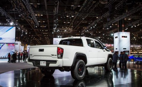 2019 Toyota Tacoma Trd Pro Continues To Rule Dirt Professionally