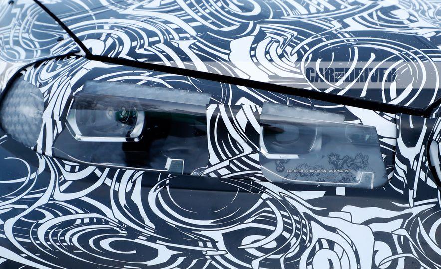 2019 BMW Z4 (spy photo) - Slide 9