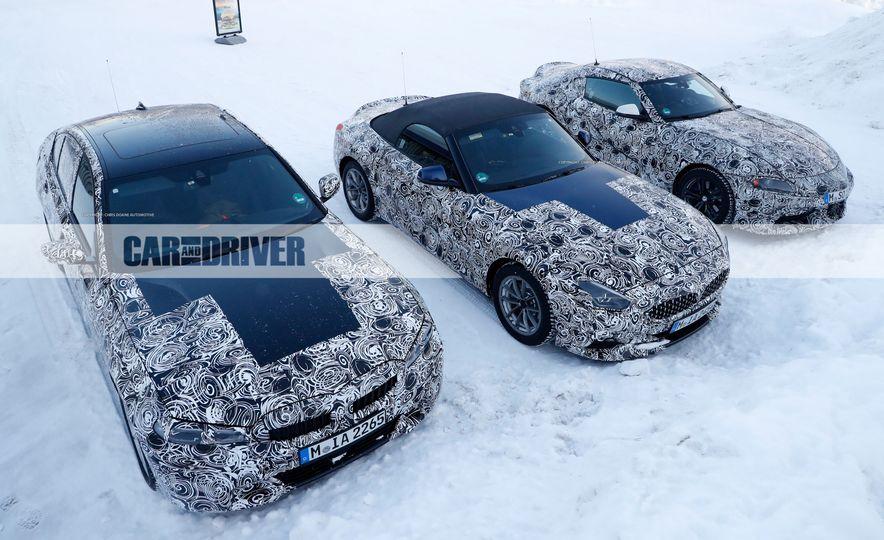 2019 BMW Z4 (spy photo) - Slide 14