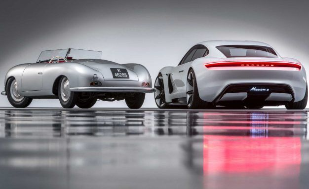 Porsche Mission E Aiming for Nurburgring-Lapping Ability More Than Dragstrip ETs