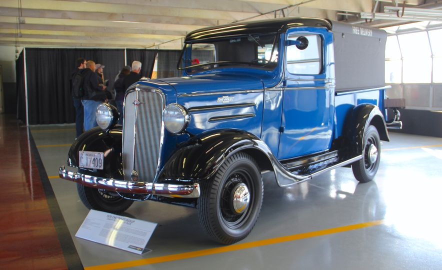 The Coolest Classic Trucks That Chevrolet Brought to Its Truck Division's 100th Anniversary Party - Slide 5