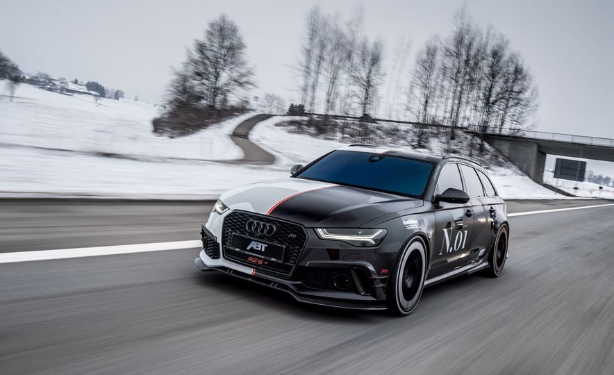 Jon Olsson's ABT Audi RS6 - Slide 1