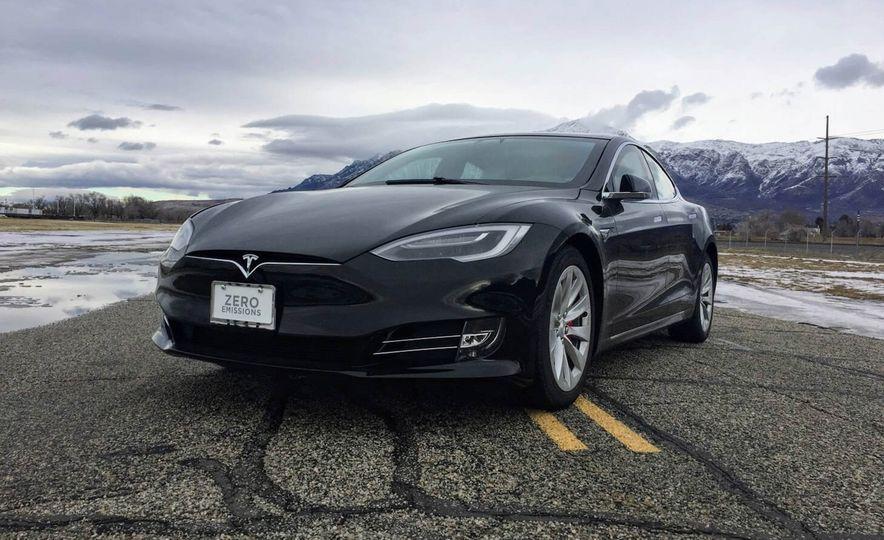 Armormax 2018 Tesla Model S P100D Armored Car - Slide 1
