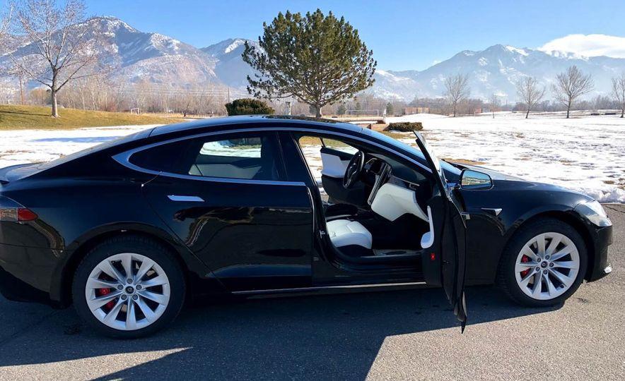 Armormax 2018 Tesla Model S P100D Armored Car - Slide 2
