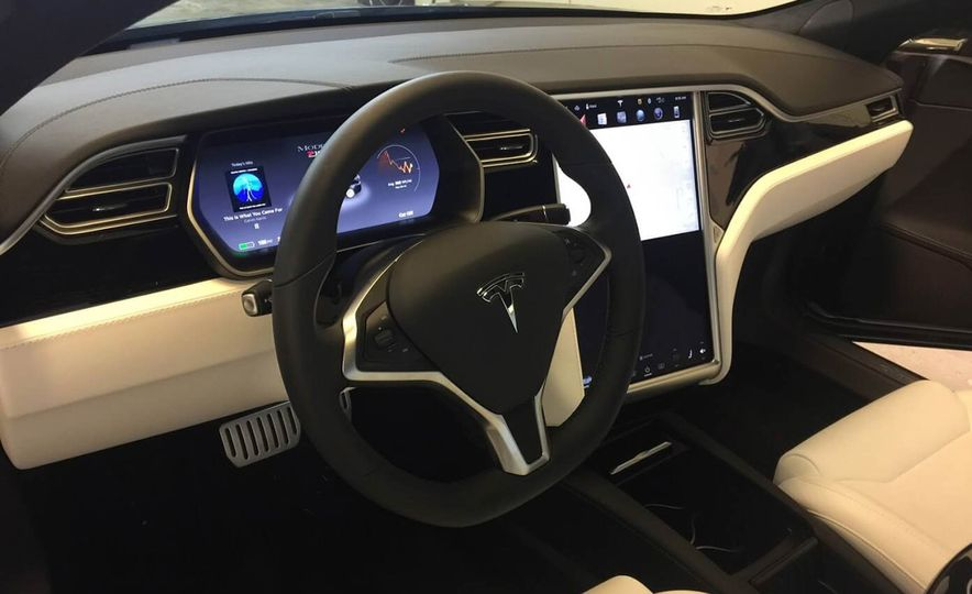 Armormax 2018 Tesla Model S P100D Armored Car - Slide 5
