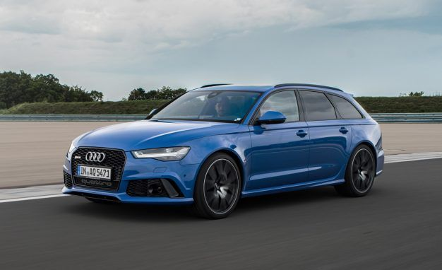 705-HP Nogaro Edition Audi RS6 Stirs Our Wagon Lust | News | Car and ...