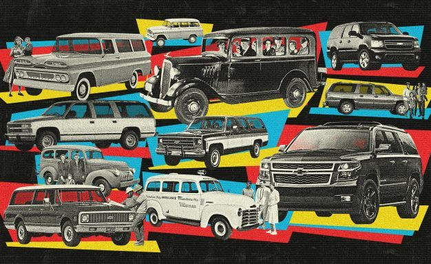 The Social History of the Chevrolet Suburban