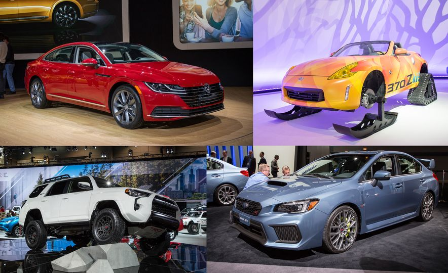 The 10 Must-See Highlights from the 2018 Chicago Auto Show - Slide 1