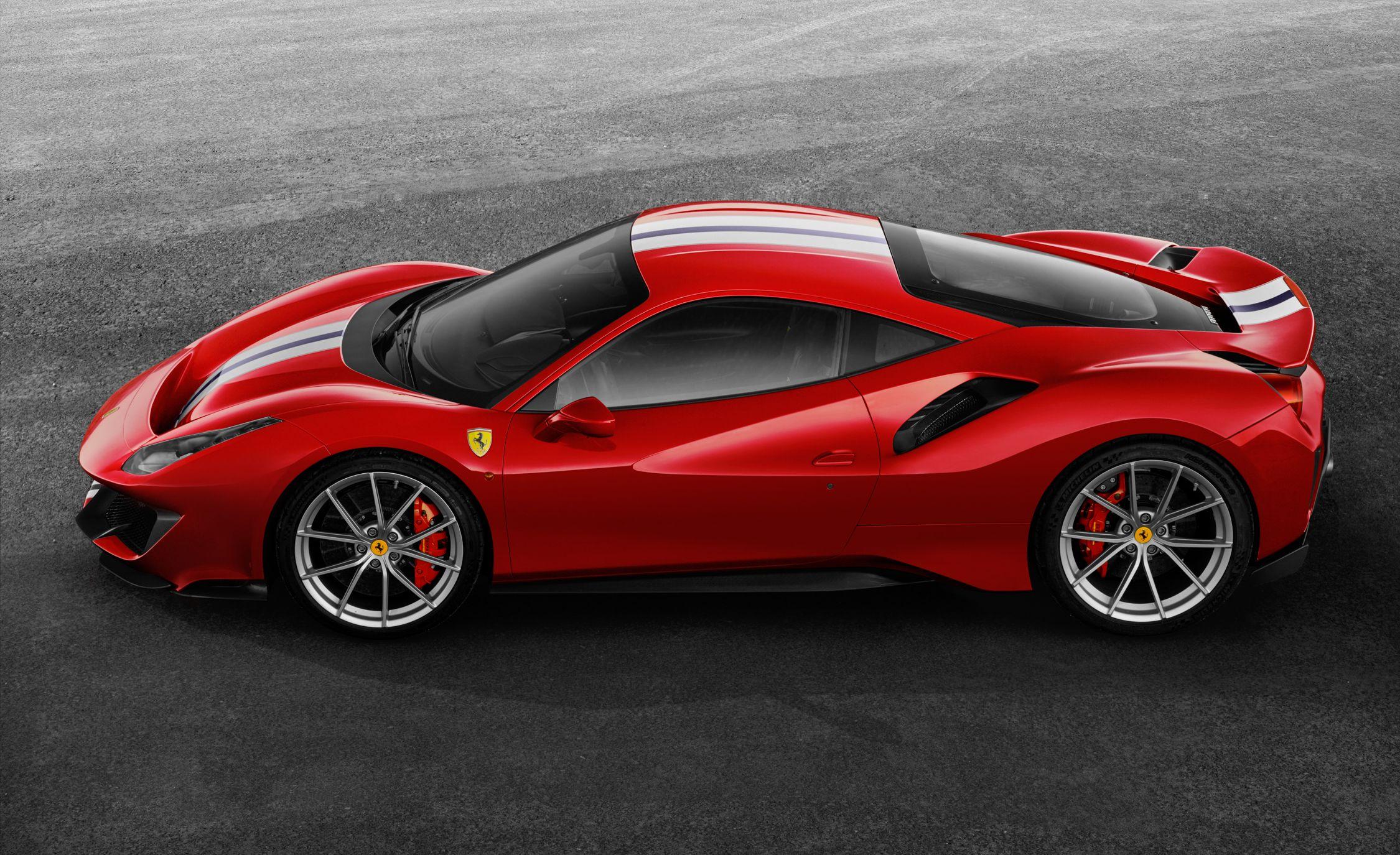 Ferrari 488GTB Reviews