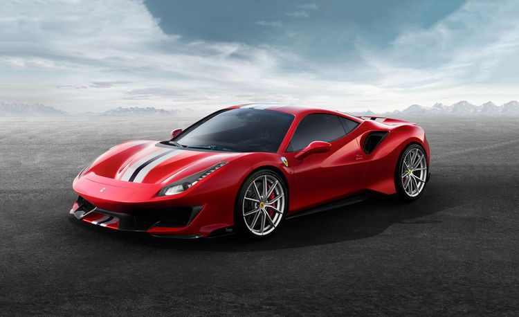 2019 Ferrari 488 Pista: The 710-HP Track Warrior – Official Photos and Info