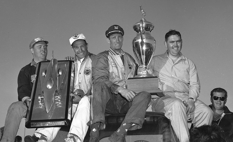 Harley J. Earl Daytona 500 Trophy - Slide 8