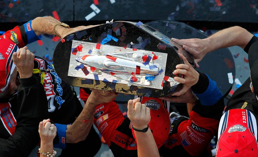 Harley J. Earl Daytona 500 Trophy - Slide 14