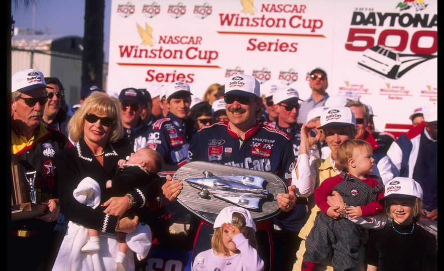 Harley J. Earl Daytona 500 Trophy - Slide 11