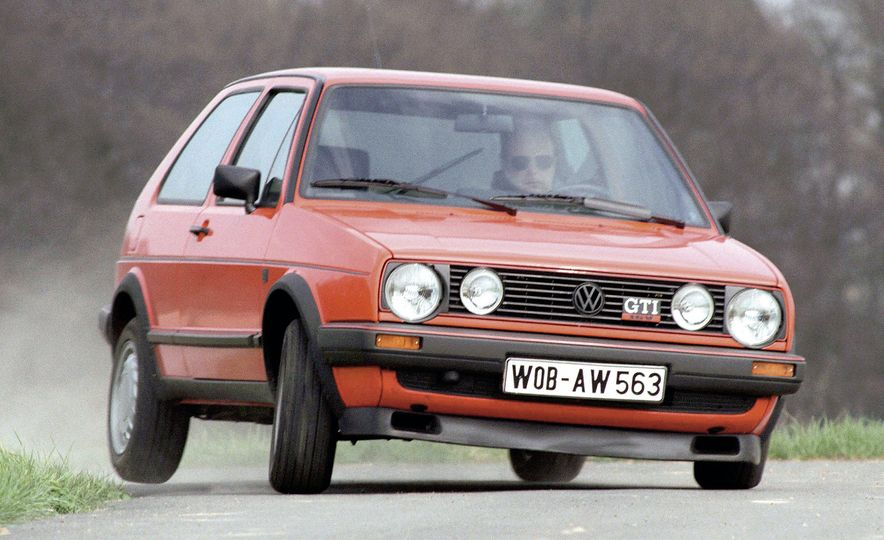 Volkswagen GTI: The History of an Icon - Slide 4