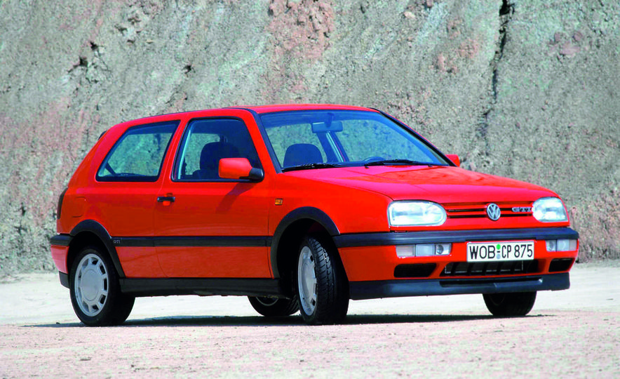 Volkswagen GTI: The History of an Icon - Slide 6