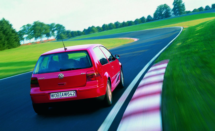 Volkswagen GTI: The History of an Icon - Slide 7