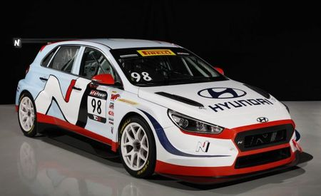 To the Nth Power: Hyundai Shows i30 N TCR Race Car