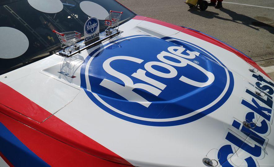Shake 'n' Bake: NASCAR's New Camaro ZL1 Racer Actually Looks Like the Production Version - Slide 12