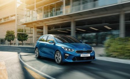 Ceed Planted: New Kia Ceed Unveiled, Could Preview Upcoming Forte5