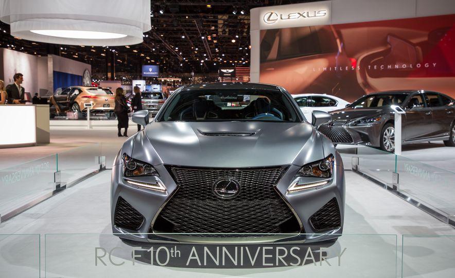 Lexus RC F 10th Anniversary - Slide 2