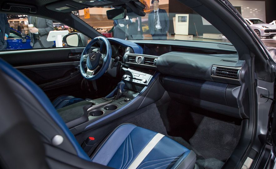 Lexus RC F 10th Anniversary - Slide 7