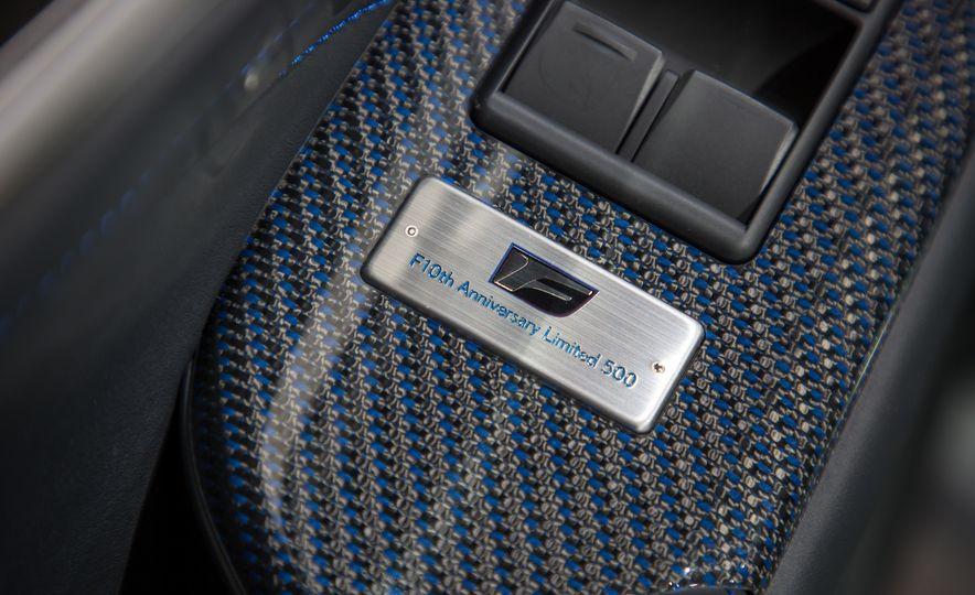 Lexus RC F 10th Anniversary - Slide 12
