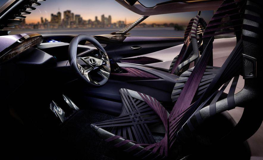 Lexus UX - Slide 15
