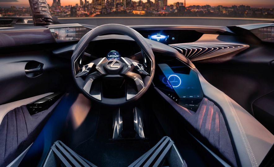 Lexus UX - Slide 16