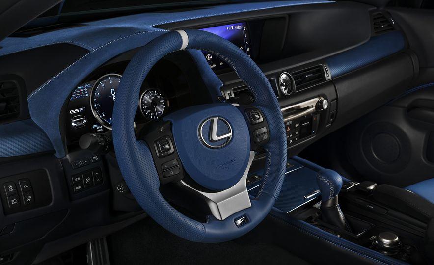 Lexus RC F 10th Anniversary - Slide 17