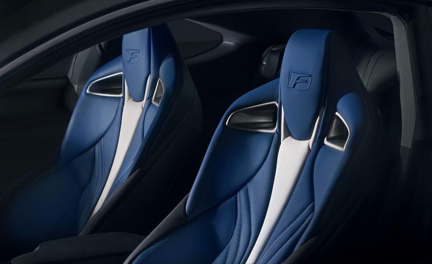 Lexus RC F 10th Anniversary - Slide 27