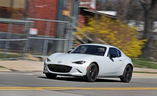Dollar, Dollar Bill Y'all: 2018 Mazda MX-5 RF Priced from $32,800