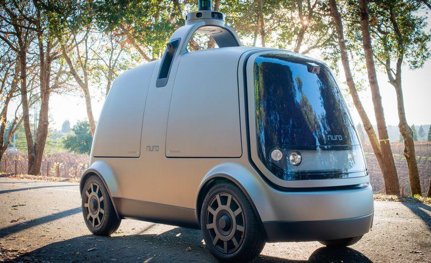 Nuro Autonomous Shopping Buggy - Slide 2