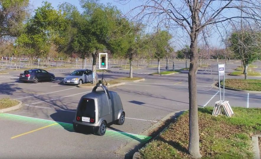 Nuro Autonomous Shopping Buggy - Slide 5