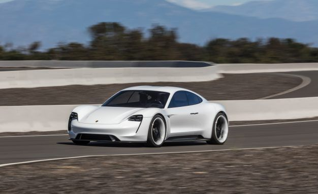 More Details on Porsche's Mission E Electric Sedan: Yes, It'll Have a Frunk
