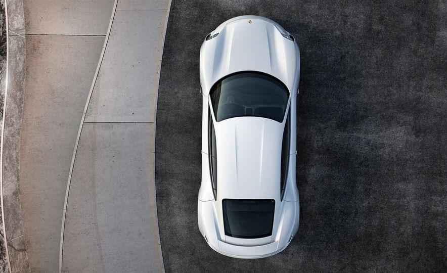 Porsche Mission E concept - Slide 9