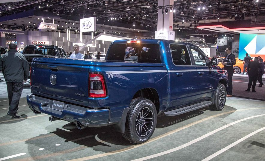 The 15 Things You Need to Know about the 2019 Ram 1500 - Slide 6