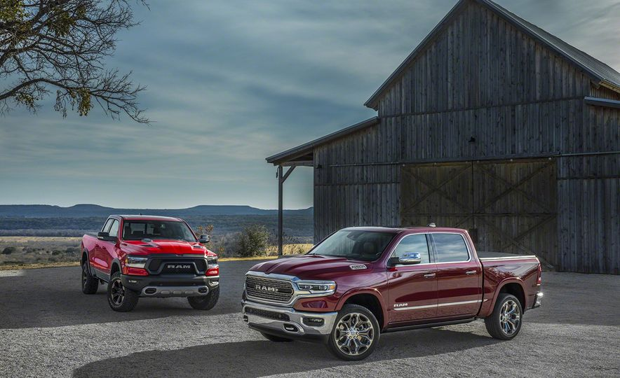 The 15 Things You Need to Know about the 2019 Ram 1500 - Slide 10