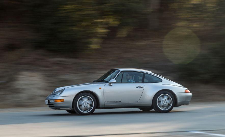 Cool Breeze: We Drive Historic Air-Cooled Porsche 911s - Slide 2