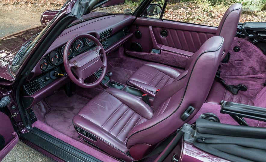 Cool Breeze: We Drive Historic Air-Cooled Porsche 911s - Slide 11