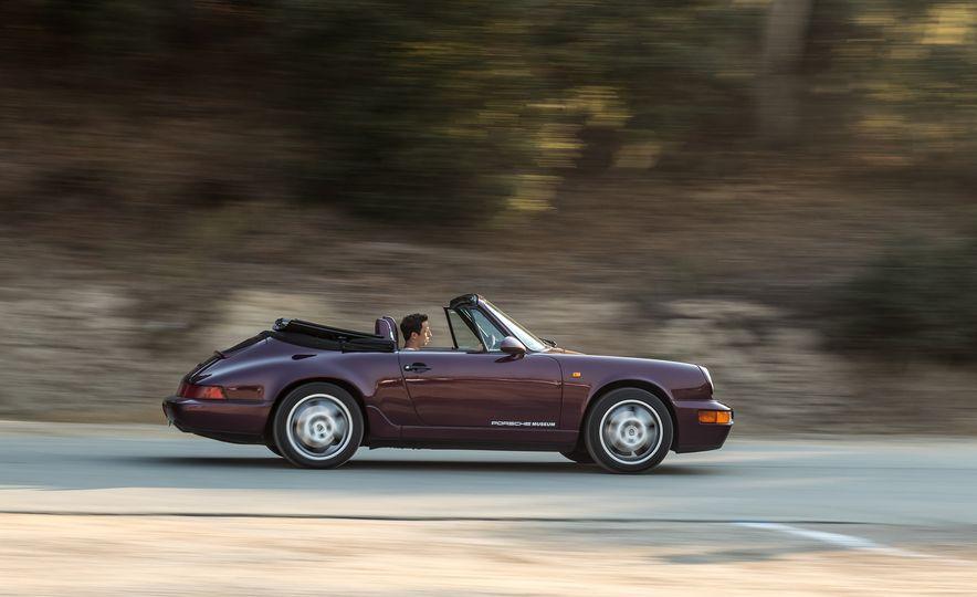 Cool Breeze: We Drive Historic Air-Cooled Porsche 911s - Slide 12