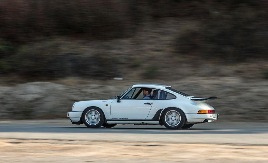 Cool Breeze: We Drive Historic Air-Cooled Porsche 911s - Slide 13