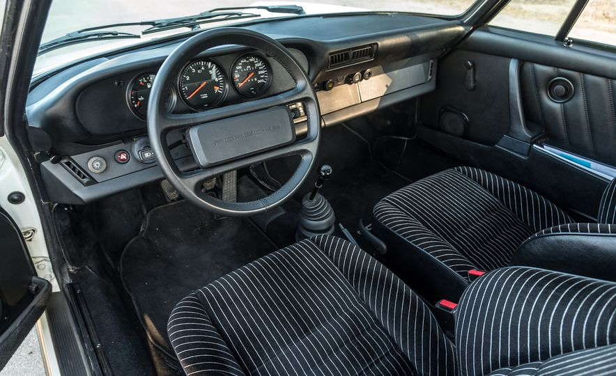 Cool Breeze: We Drive Historic Air-Cooled Porsche 911s - Slide 14
