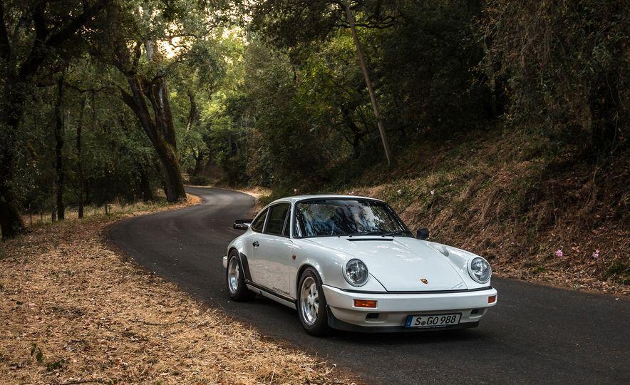 Cool Breeze: We Drive Historic Air-Cooled Porsche 911s - Slide 16