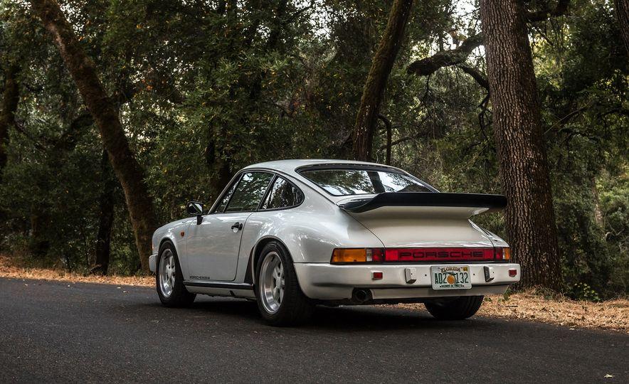 Cool Breeze: We Drive Historic Air-Cooled Porsche 911s - Slide 17