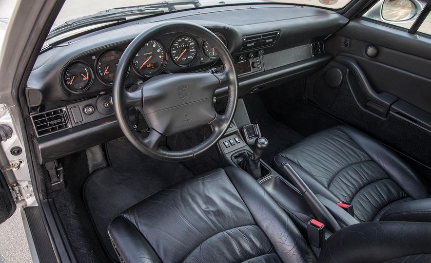 Cool Breeze: We Drive Historic Air-Cooled Porsche 911s - Slide 4