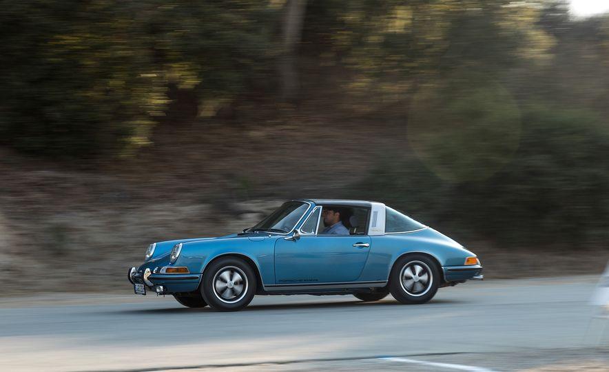 Cool Breeze: We Drive Historic Air-Cooled Porsche 911s - Slide 6