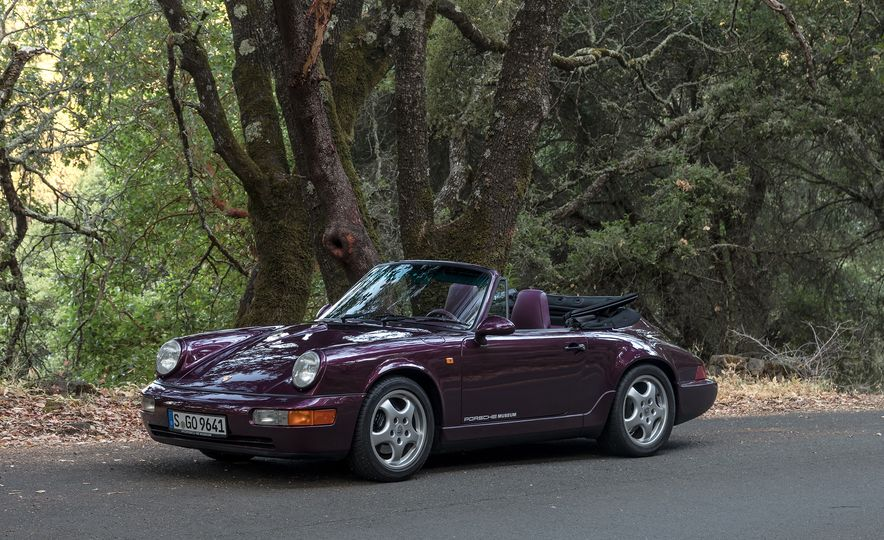 Cool Breeze: We Drive Historic Air-Cooled Porsche 911s - Slide 10