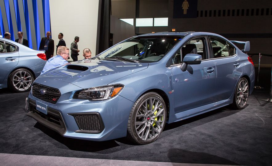 The 10 Must-See Highlights from the 2018 Chicago Auto Show - Slide 7